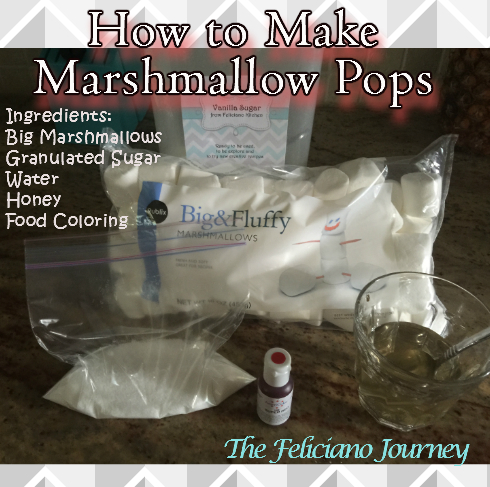 The Feliciano Journey marshmallow-pops  The Feliciano Journey marshmallow-pops-ingredients