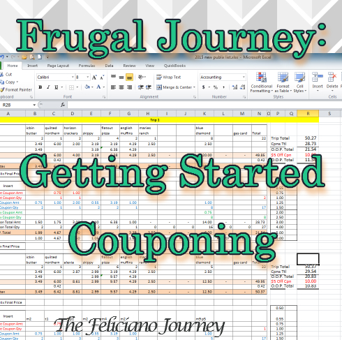Getting Started: How to start Couponing