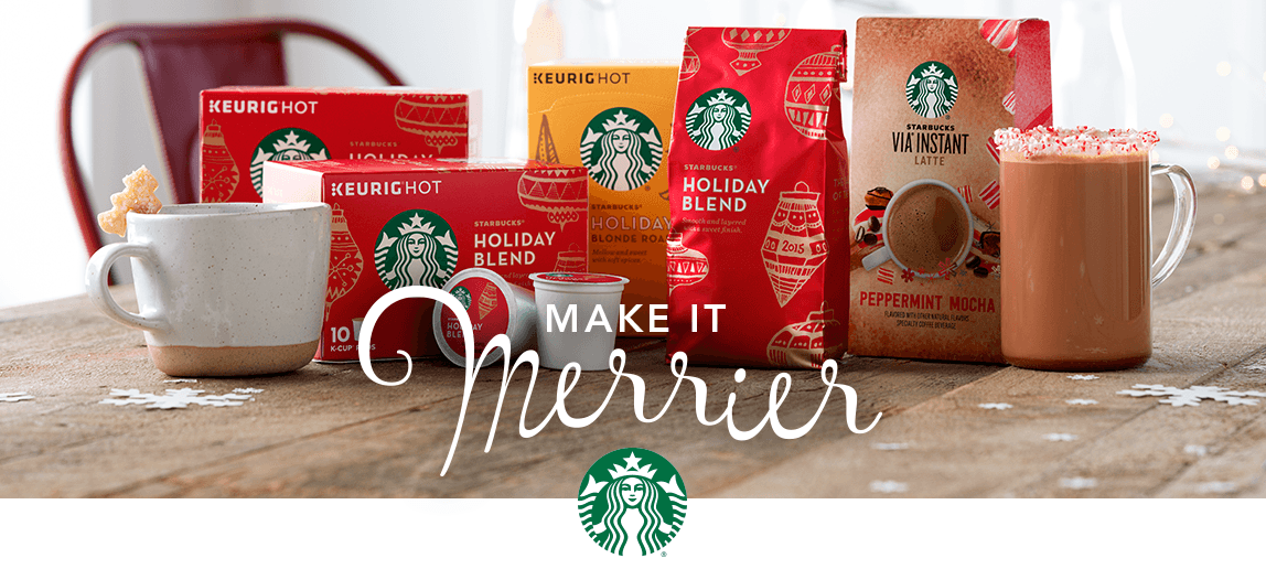 $5 Starbucks eGift Offer shopping at Publix