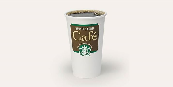 Free Starbucks Hot Coffee @ Barnes & Nobles today only till 10am