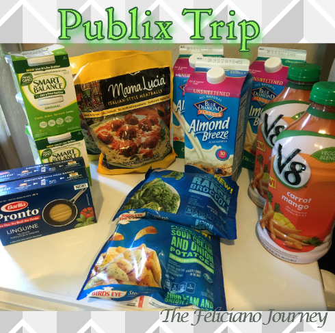 Publix Shopping Trip 11/7/15 – OOP $10.88
