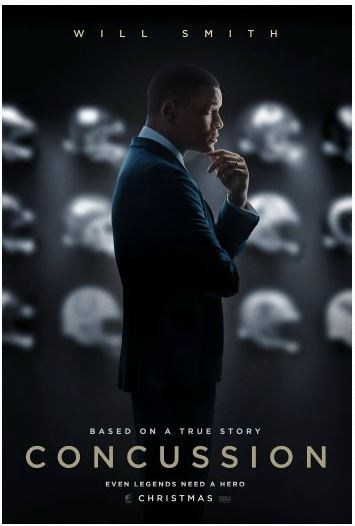 Concussion enter sweepstakes (multiple cities) 12/21