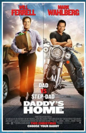 Run Free Passes for Daddy's Home in Portland 12/13