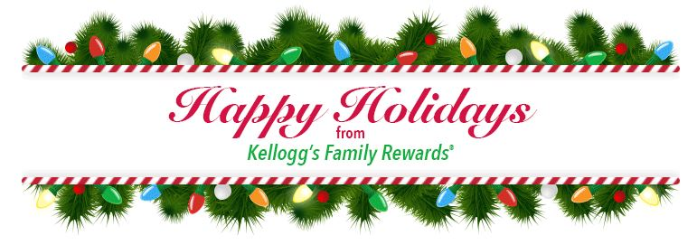 Kellogg's Family Rewards New Codes up to 125 in points