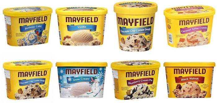 Winn Dixie Mayfield Ice Cream as low as 225 ea starts today