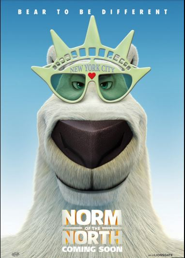 Norm of the North enter sweepstakes (Houston & San Antonio) 1/14