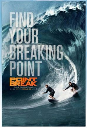 Point Break enter sweepstakes (Atlanta, Georgia) 12/16