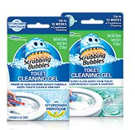 scrubbing bubbles gel