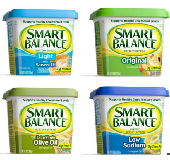 The Feliciano Journey smart-balance-butter
