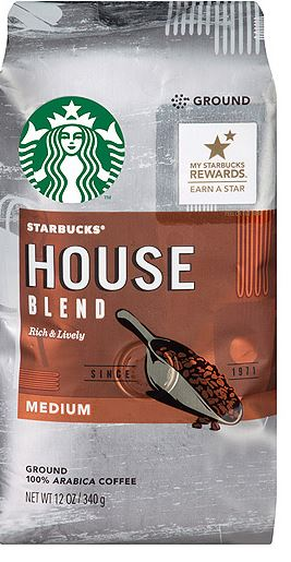 The Feliciano Journey starbucks-house-blend