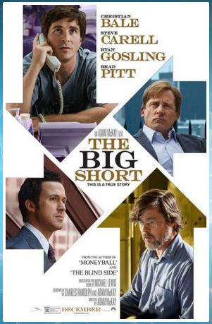Run Free Passes for The Big Short in Portland 12/15