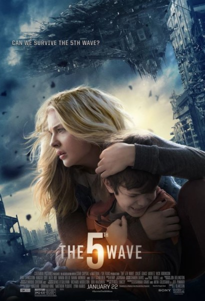 See it first: The 5th Wave in Tampa tomorrow