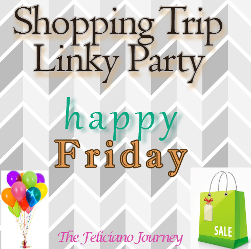 1/29/16 Shopping Trip Linky Party – 2