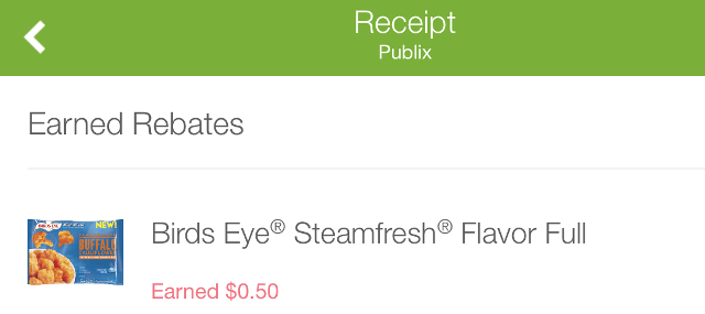 Publix Birds Eye Flavor Full $0.91 money maker (w/ coupon & Ibotta app)
