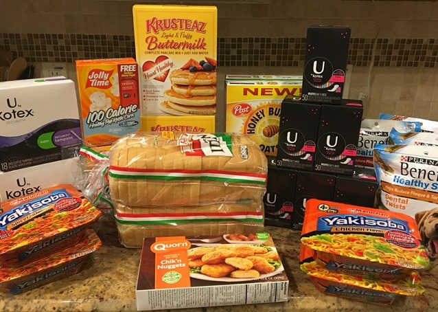 Publix Shopping Trip 2/18/16 – $3.77