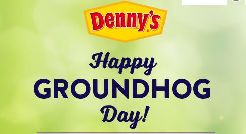 dennys ground hog