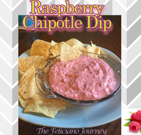 Raspberry Chipotle Dip