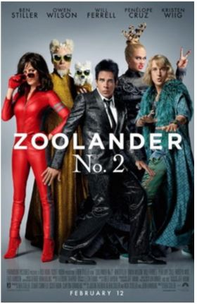 Orlando see Zoolander 2 on 2/9 (get your tickets)