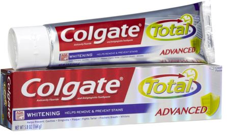 The Feliciano Journey colgate-total