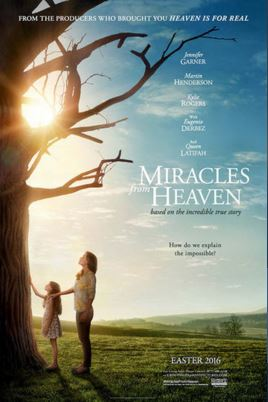 Orlando Enter sweepstakes to see Miracles from Heaven on 3/9