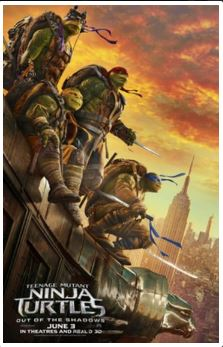See it First (Teenage Mutant Ninja Turtle) Boyton 6/1