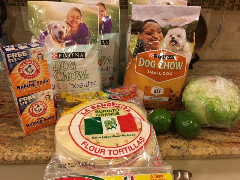 Publix Shopping Trip 9/22/16 – $8.08