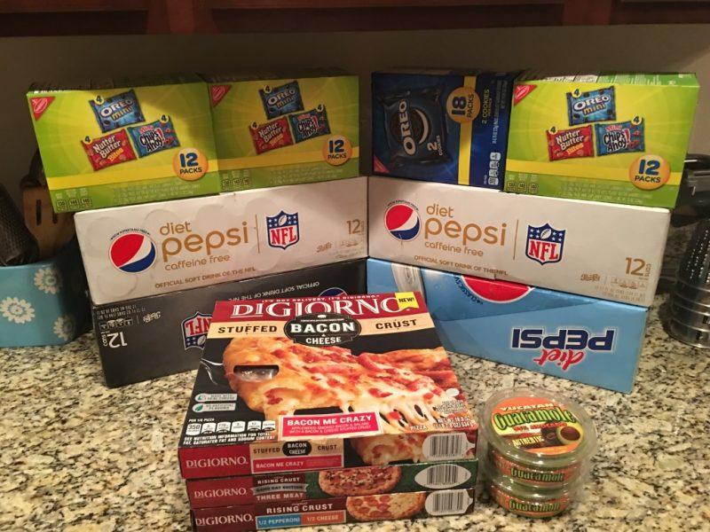Publix Shopping Trip 12/8/16 – $72.24 with a $50 GC