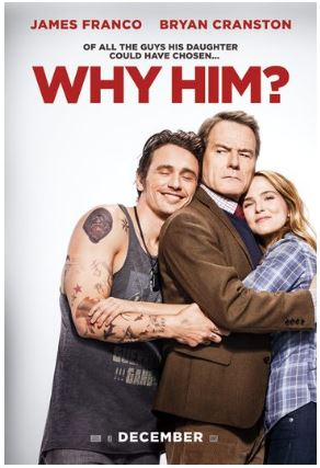 AMC members are invited to see WHY HIM? for FREE (75 locations to choose from)
