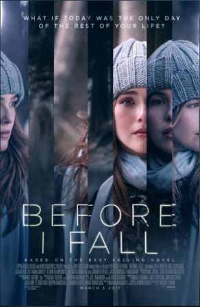 FREE Tickets (Before I fall) Tampa, FL (2/25)