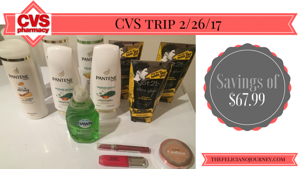 CVS Haul 2-26-17 weekly ad 2-26-17 up to 3-4-17