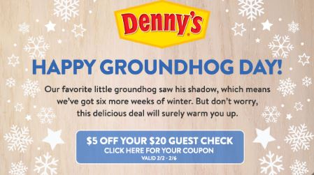 The Feliciano Journey dennysgroundhog