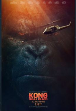 FREE Tickets (Kong Skull Island) Jacksonville 3/6 & West Palm Beach 3/7