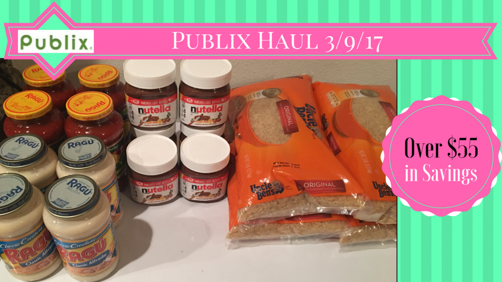 The Feliciano Journey publix-haul-030917