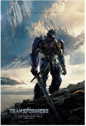 SEE it FREE: Transformer The Last Knight (Austin & Miami)