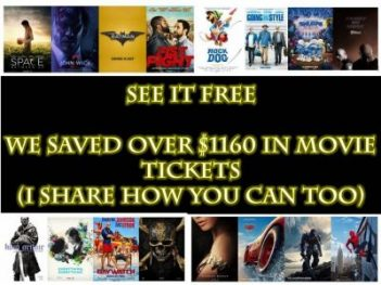 See it FREE: Movie Savings (Jan – Jun) $1161.56 (find out how you can too)