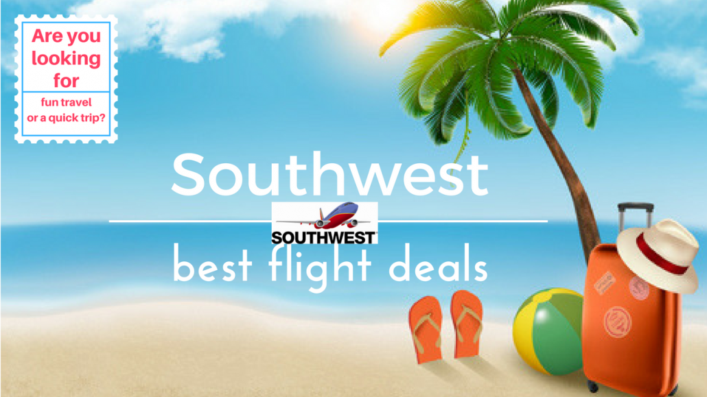 Southwest (deals starting at $49)