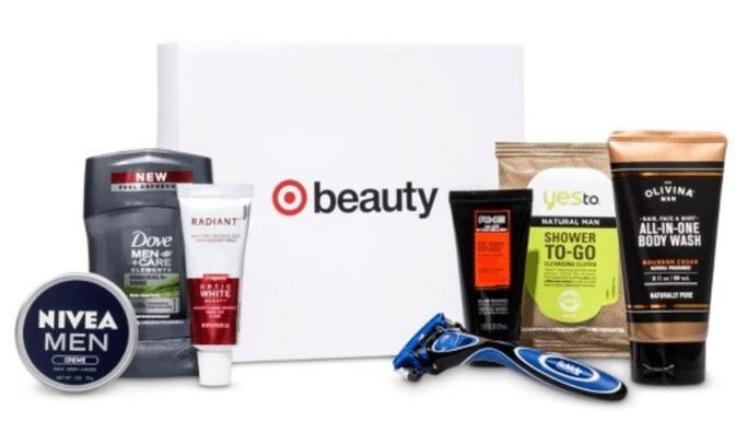 Beauty Box: Father's Day Edition – Target (on sale) limited amount