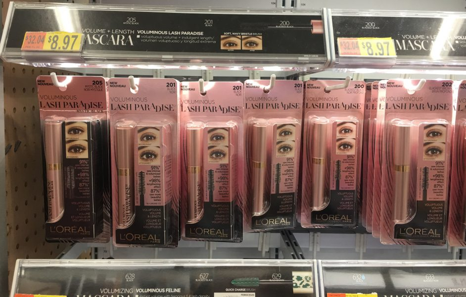 Walmart: Loreal Lash Paradise Mascara (as low as $7.72)