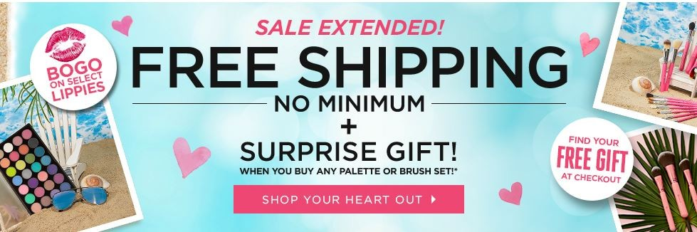 BH Cosmetics Latest Deals as low as $4.99