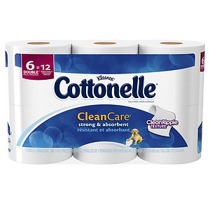 Walgreens: Cottonelle $0.50 each mega roll (starting 7/30/17)