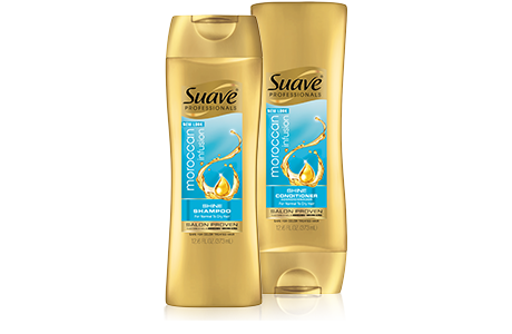 Target: Suave Professional Hair Care (as low as $0.19 ea) ends 7/29
