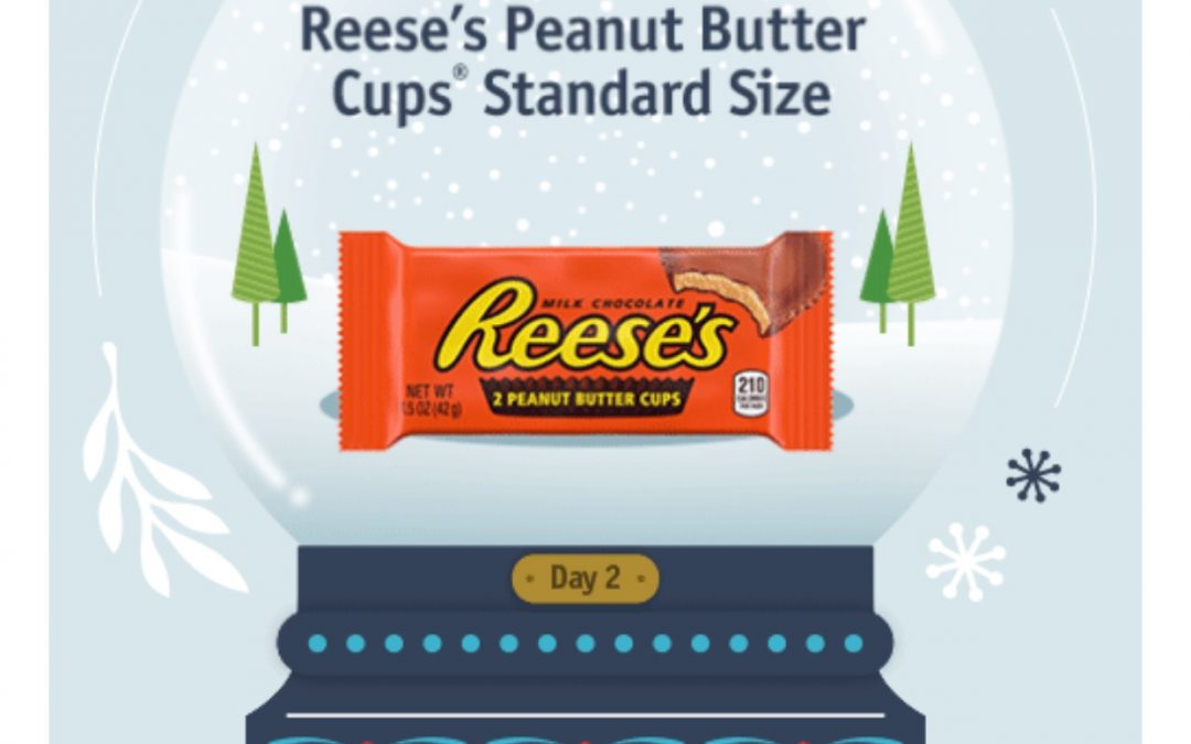 Wawa 12/2: FREE Reeses Peanut Butter Cups