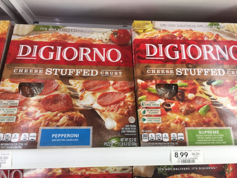 Publix: DiGiorno Pizza (Regular @ $8.99) as low as $3.00