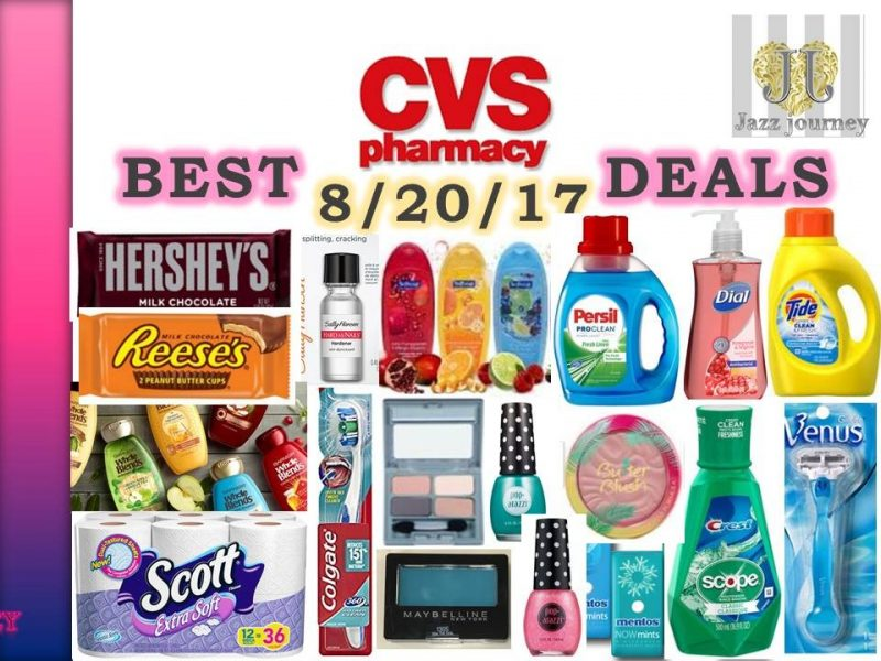 CVS Upcoming Deals 8/20/17 – 8/26/17