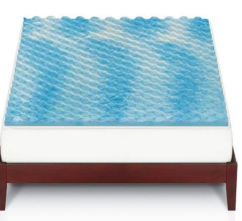 Kohl's: Gel memory foam mattress topper (as low as $38) Reg $89.99