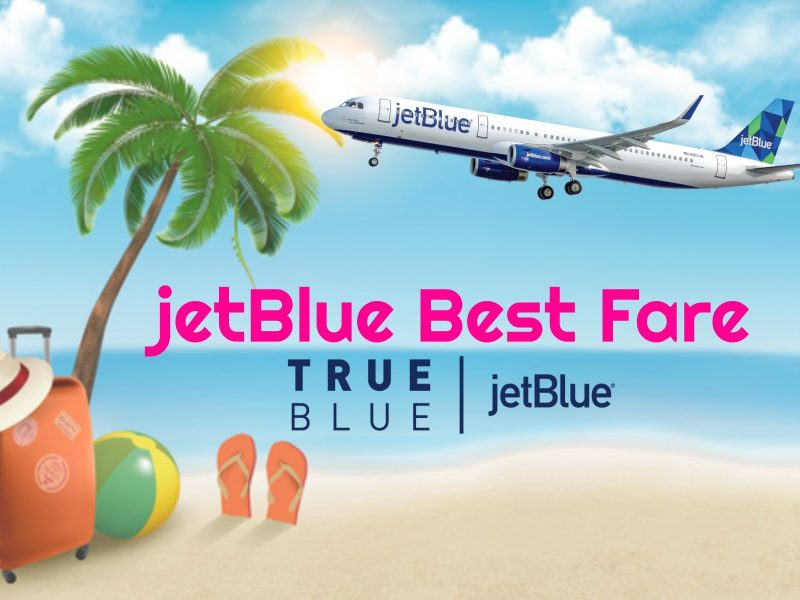 JetBlue: Best Fare (Bahamas, Cuba, Puerto Rico & much more) as low as $79 Book by today