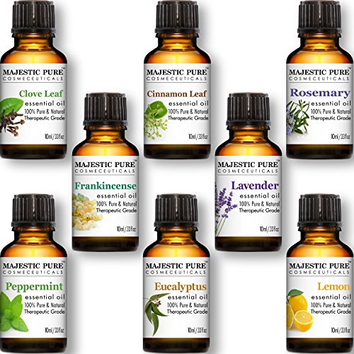 Majestic Pure Aromatherapy Essential Oil…