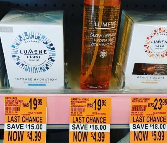 Walgreens: Lumene Valo Vitamin C Moisturizer Reg $19.99 (as low as $1.99)