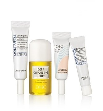DHC Bestselling Beauty Essentials 4-Piec…