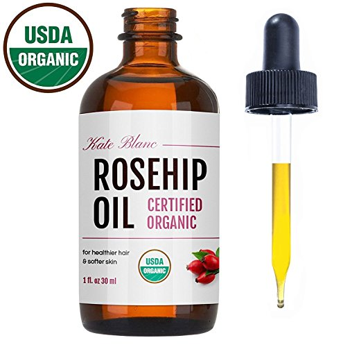 Rosehip Oil by Kate Blanc. USDA Certifie…